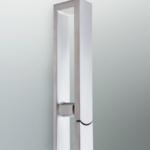 poignee technal soleal gyn coulissant aluminium fermeture poignée design droit ouvrant de service