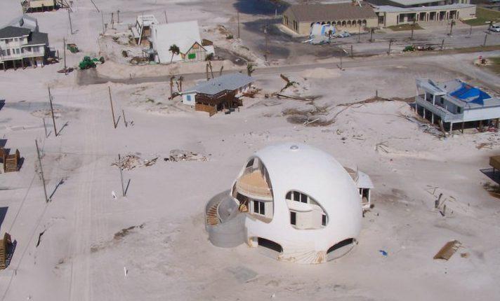 Maison anticyclonique
