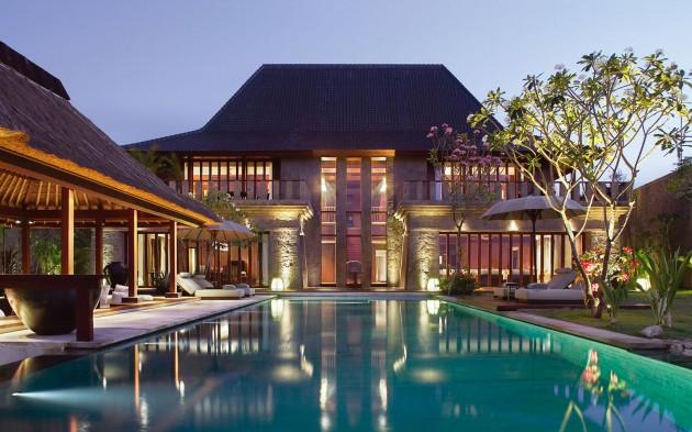The Bulgari Villa in Bali, Indonesia