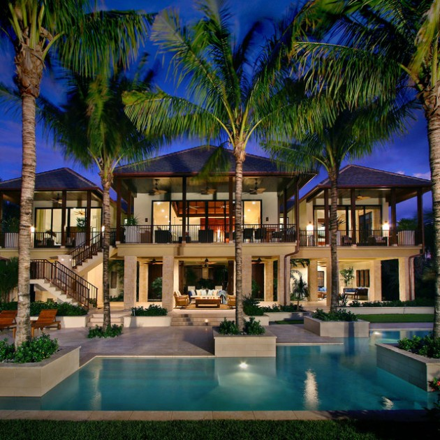 Captiva House by K2 Design