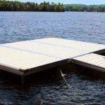 Dock amarrage aluminium