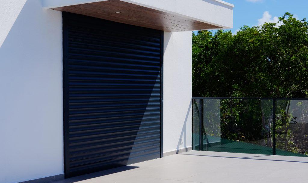 auvent aluminium bois protection brise soleil intemperies