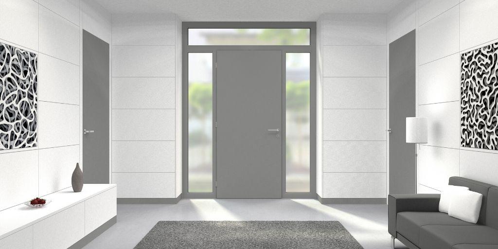 porte entree aluminium guadeloupe menuiserie sécurité maison