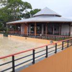 garde corps guadeloupe aluminium bois chantier pro securite normes chute protection vide